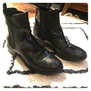 Zara Rain And Commuting Shoes